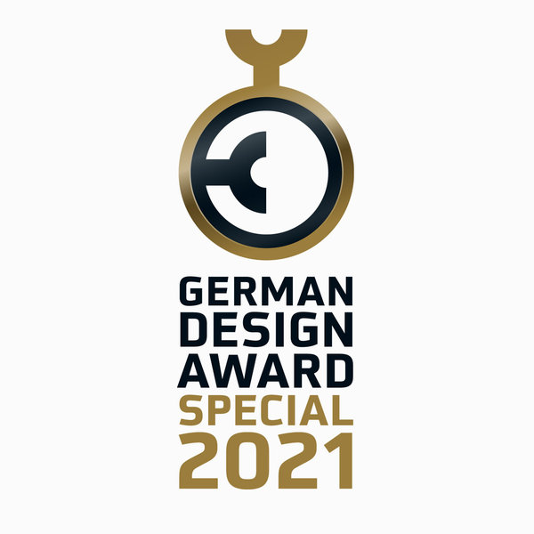 "T3 won ""Special Mention"" at the internationally renowned  German Design Award 2020 thumbnail"