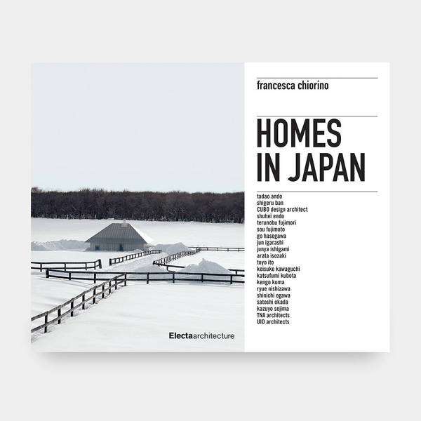 "cnest published in the Italian book ""HOMES IN JAPAN"" thumbnail"