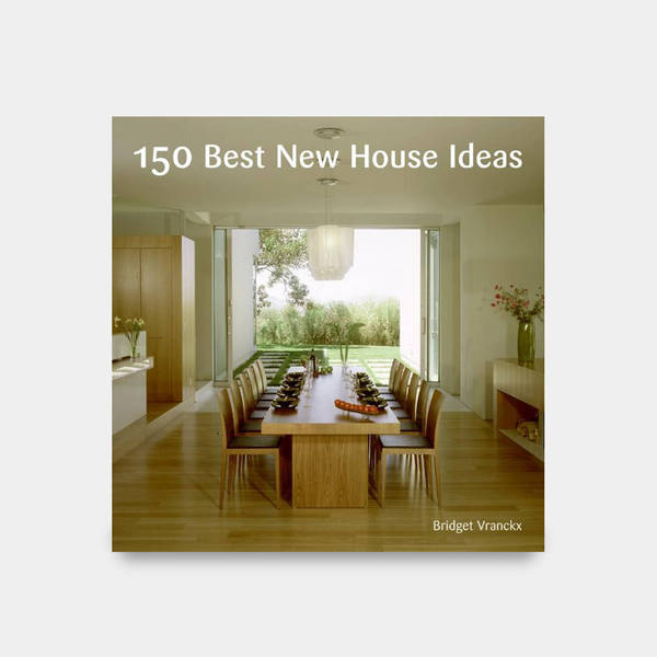 "Floating cubo and o-house featured in the British book ""150 Best New House Ideas"" thumbnail"