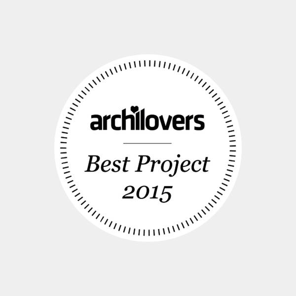 "SOL shortlisted for ""Best of Archilover 2015"" at the global architectural web platform ""Archilover"" thumbnail"